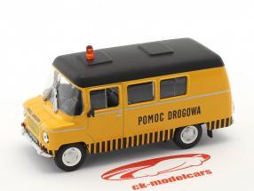 NYSA 552 Pomoc Drogowa orange / black 1:43 Altaya