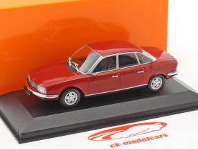 NSU RO 80 année de construction 1972 rouge 1:43 Minichamps