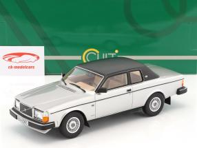 Volvo 262C Bertone coupe silver metallic 1:18 Cult Scale