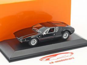 De Tomaso Mangusta anno di costruzione 1967 nero 1:43 Minichamps