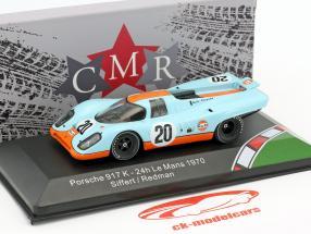 Porsche 917K #20 24h LeMans 1970 Siffert, Redman 1:43 CMR