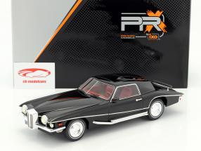 Stutz Blackhawk Coupe year 1971 black 1:18 Premium X