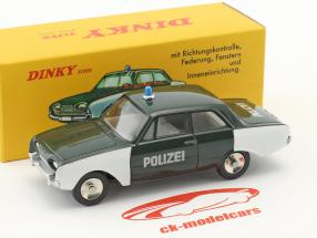 Ford Taunus 17M police 1:43 Dinky Toys