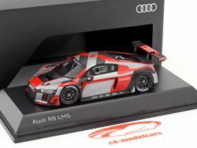 Audi R8 LMS Präsentation warpaint 1:43 Spark