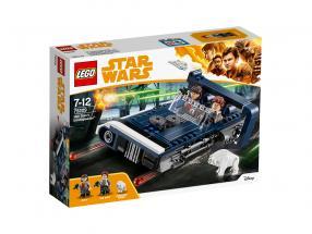 LEGO® Star Wars™ Han Solo's Landspeeder™