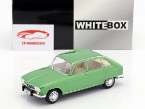 Renault 16 year 1965 lime metallic 1:24 WhiteBox