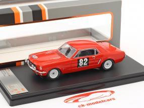 Ford Mustang #82 Rallye Tour de France 1964 Ljungfeldt / Sager 1:43 Premium X