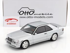 Mercedes-Benz C124 E36 AMG anno di costruzione 1995  brillante argento 1:18 OttOmobile