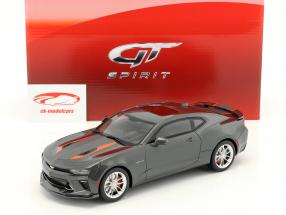 Chevrolet Camaro SS Fifty Anniversary 2017 grau 1:18 GT-Spirit