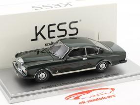 Bentley T1 Pininfarina Coupe Speciale année de construction 1968 vert 1:43 KESS