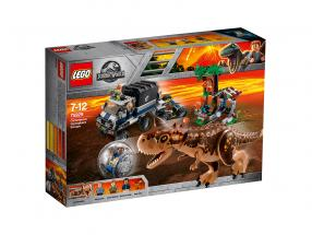 LEGO® Jurassic World™ Carnotaurus - Flucht in der Gyrosphere