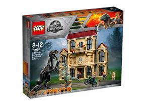 LEGO® Jurassic World™ Indoraptor-Verwüstung des Lockwood Anwesens