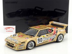 BMW M1 Gr.B #90 24h LeMans 1983 Pallavicini, Winther, von Bayern 1:12 Minichamps