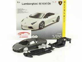 Lamborghini Reventon white Kit 1:24 Bburago
