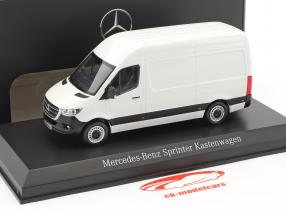 Mercedes-Benz sprinter panel van artic white 1:43 Norev