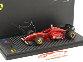 Michael Schumacher Ferrari F310 #1 australien GP formule 1 1996 1:43 BBR