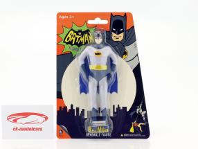 Batman curvabile cifra Classic TV serie Batman (1966) 5,5 inch NJCroce