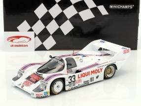 Porsche 956K #33 4 ° 1000km Spa 1983 Stuck, Grohs, Brun 1:18 Minichamps