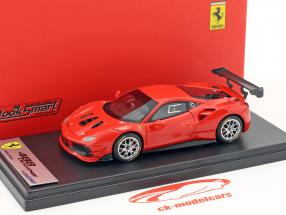 Ferrari 488 Challenge year 2017 scuderia red 1:43 LookSmart