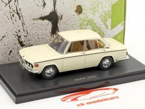 BMW 2004 M année de construction 1973 blanc 1:43 AutoCult