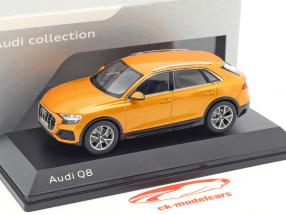 Audi Q8 dragon orange 1:43 Norev