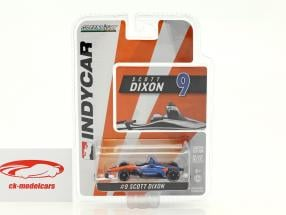 Scott Dixon Honda #9 IndyCar Series 2018 Chip Ganassi Racing 1:64 Greenlight