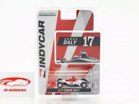 Conor Daly Honda #17 IndyCar Series 2018 Dale Coyne Racing 1:64 Greenlight