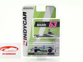 Pippa Mann Honda #63 IndyCar Series 2018 Dale Coyne Racing 1:64 Greenlight