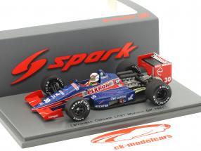 Philippe Alliot Lola LC87 #30 Monaco GP Formel 1 1987 1:43 Spark