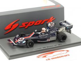 Alan Jones Hesketh 308 #26 monaco GP formula 1 1975 1:43 Spark