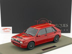 Lancia Delta Integrale Evolution FInal Edition 1995 rouge 1:12 TopMarques