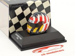 Alexander Wurz ITC 1996 Joest Racing Opel casco 1:8 Minichamps