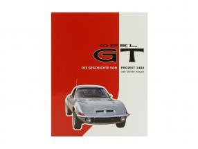 Book: Opel GT - Die Geschichte von Projekt 1484 from Stefan Müller