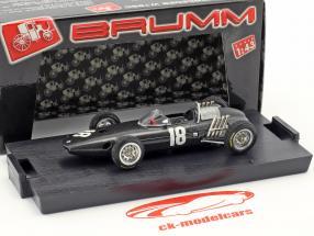 Richie Ginther BRM P57 #18 Pays-Bas GP formule 1 1962 1:43 Brumm