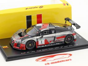 Audi R8 LMS #1 6th 24h Spa 2017 Audi Sport Team WRT 1:43 Spark