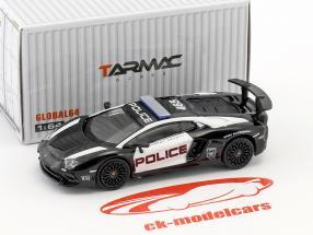 Lamborghini Aventador SV NFS polizia 1:64 Tarmac Works