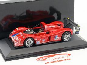 Ferrari 333 SP #27 Lista Design 1996 Theys, Lienhard 1:43 Minichamps