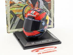 Stefan Bradl MotoGP 2012 casco 1:5 Altaya