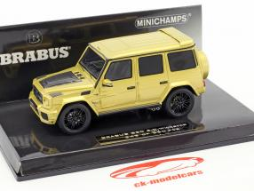 Brabus 850 6.0 Widestar année de construction 2016 or 1:43 Minichamps