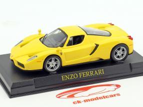 Ferrari Enzo yellow 1:43 Altaya