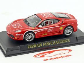 Ferrari F430 Challenge #14 rosso 1:43 Altaya