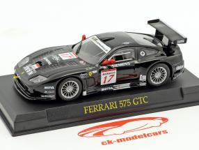 Ferrari 575 GTC GT Donington 2004 #17 Wendlinger, Melo 1:43 Altaya