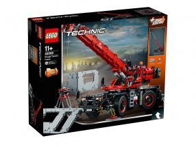 LEGO® Geländegängiger Kranwagen