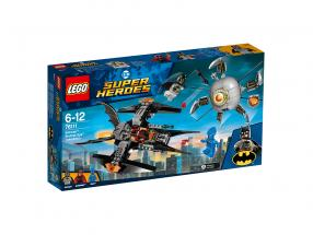 LEGO® DC Comics Super Heroes Batman™: Brother Eye™ Gefangennahme