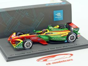 Daniel Abt ABT Schaeffler FE02 #66 Berlin ePrix Formel E 2016/2017 1:43 Spark