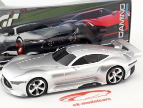 Mercedes-Benz AMG Vision Gran Turismo argent 1:32 Maisto