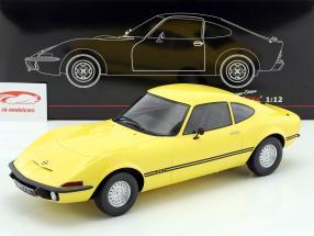 Opel GT/J Junior jaune 1:12 Premium ClassiXXs
