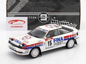 Toyota Celica GT-4 #15 4th Tour de Corse 1991 Duez, Wicha 1:18 Triple9