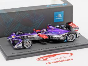 Alex Lynn #37 New York ePrix Season 3 formula E 2016/17 1:43 Spark