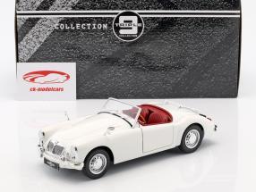 MGA MKII A1600 ouvert convertible année de construction 1961 blanc 1:18 Triple9